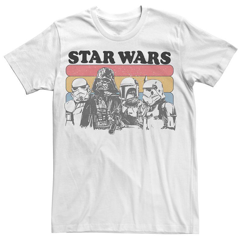 Men's Star Wars A New Hope Foresight Tee, Size: Medium, White