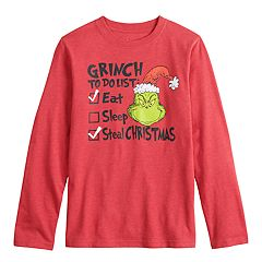 Power Rangers Christmas Jumper.Boys Kids How The Grinch Stole Christmas Clothing Kohl S