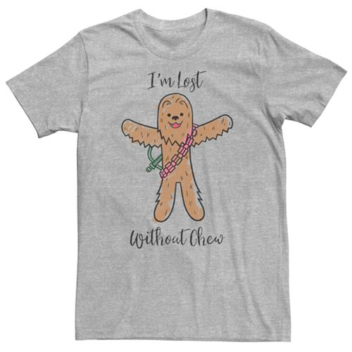 Men's Star Wars Lost Without Chew Tee