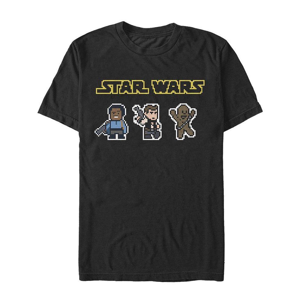 Men's Star Wars Smugglers Three Tee