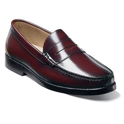 Nunn Bush Baker Wide Penny Loafers - Men