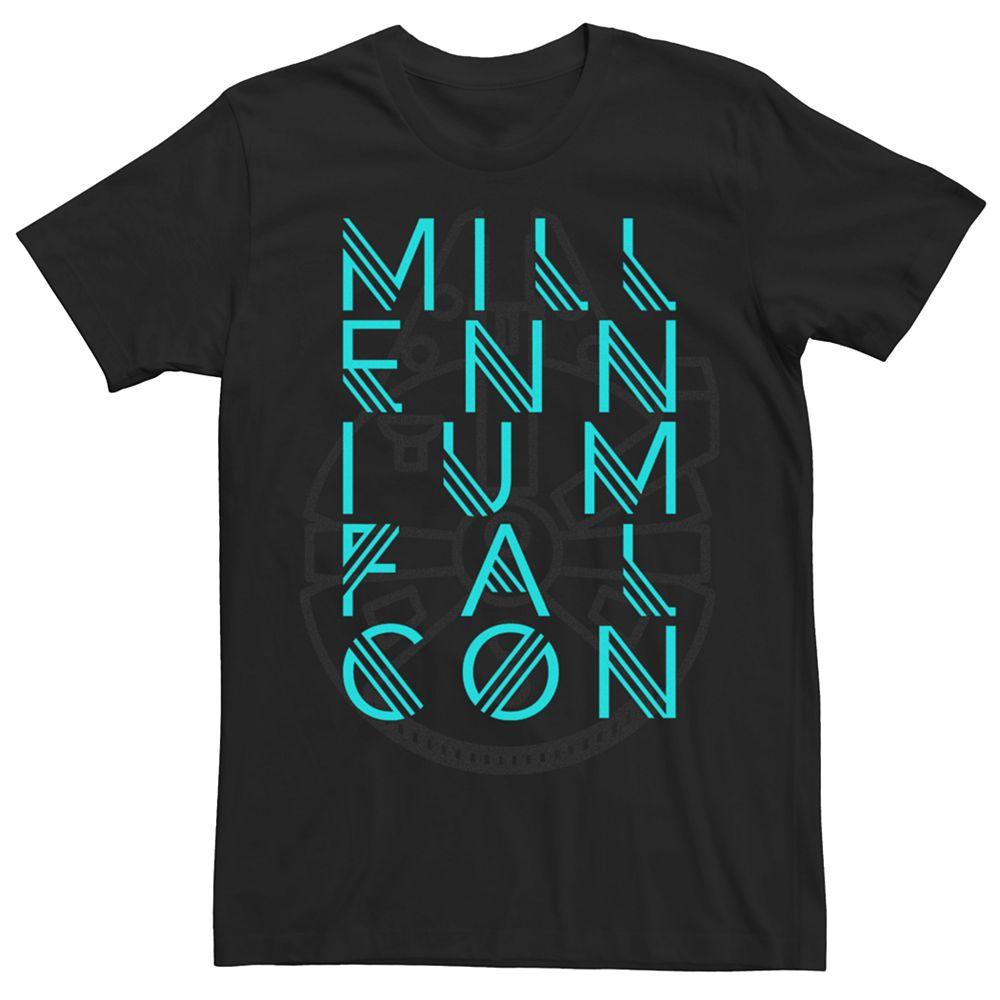 Men's Star Wars Millennium Falcon Tee