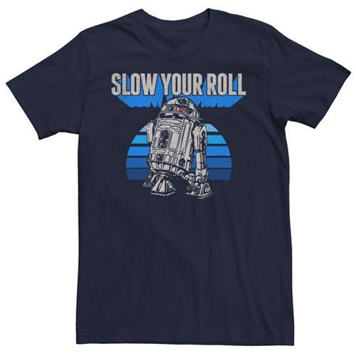 Men's Star Wars Slow Your Roll Tee