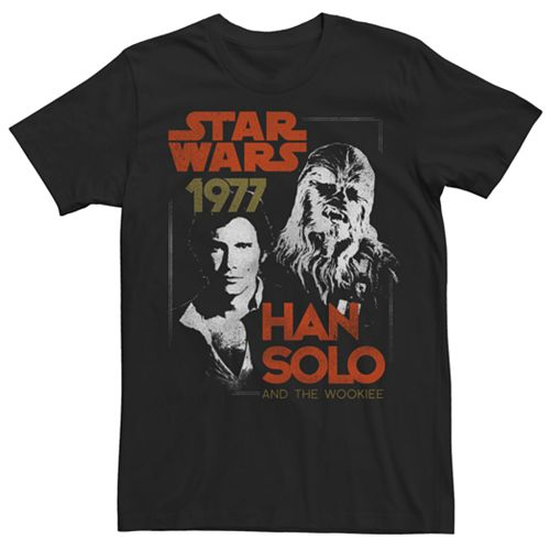 Men's Star Wars 1977 Vintage Tee