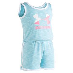 Toddler Girl Under Armour Courtside Romper