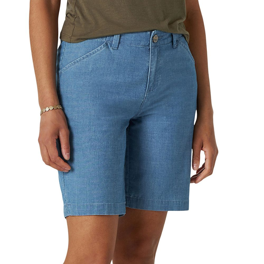 Women's Lee® Chino Bermuda Shorts