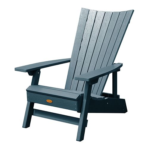 Highwood Manhattan Beach Folding & Reclining Adirondack Chair