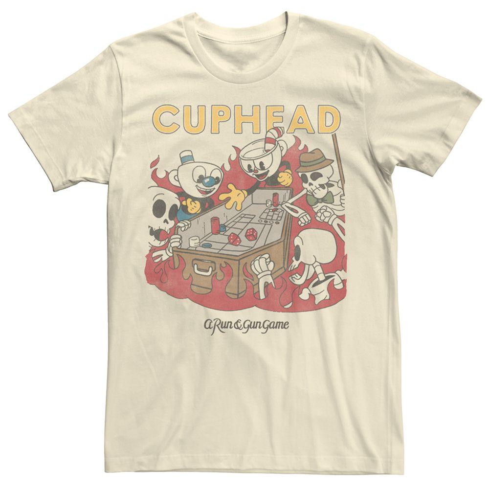 Men's Cuphead Craps Tee