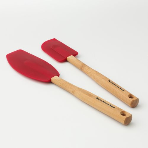 KitchenAid Silicone Spatula Set