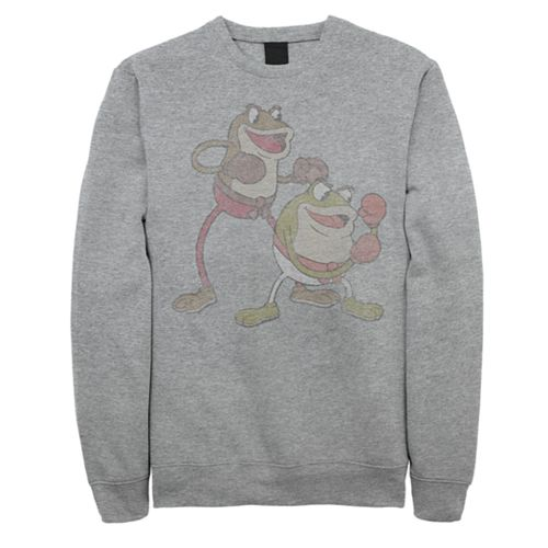 Men's Cuphead Clip Joint Gym Crew Pullover