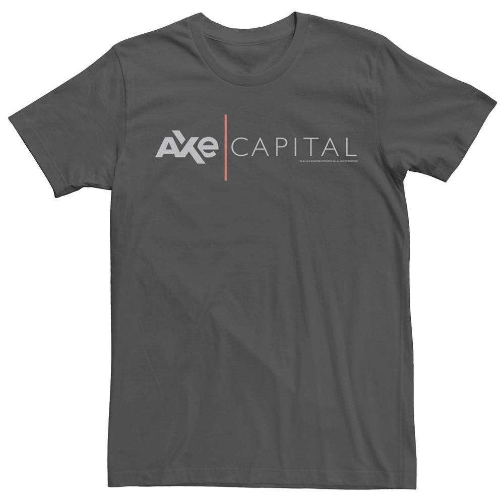 Men's Billions Axe Capital Logo Tee