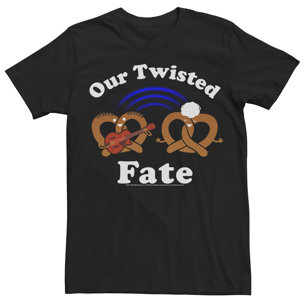 Men's Crazy Ex Girlfriend Our Twisted Fate Tee