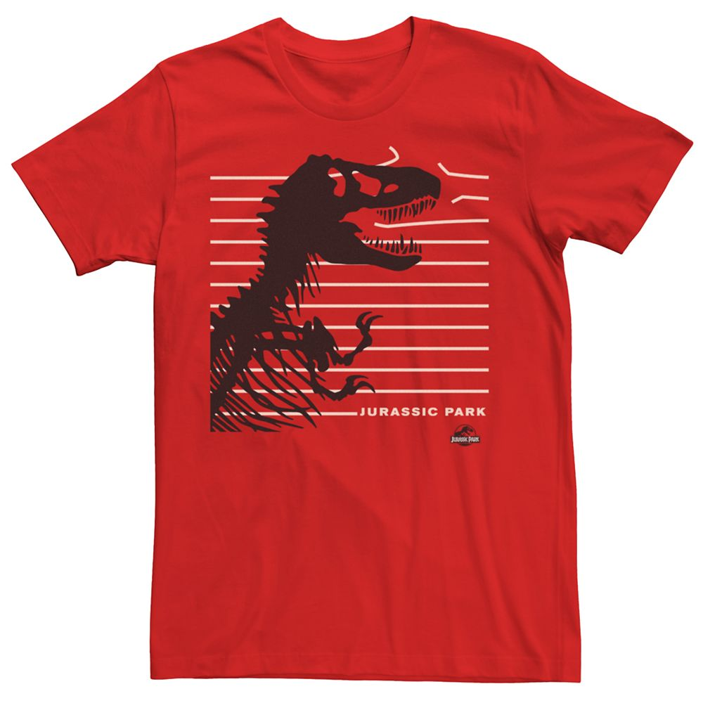 Men's Jurassic Park Breaking Fence Tee