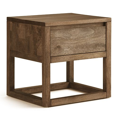 Simpli Home Cornell End Table