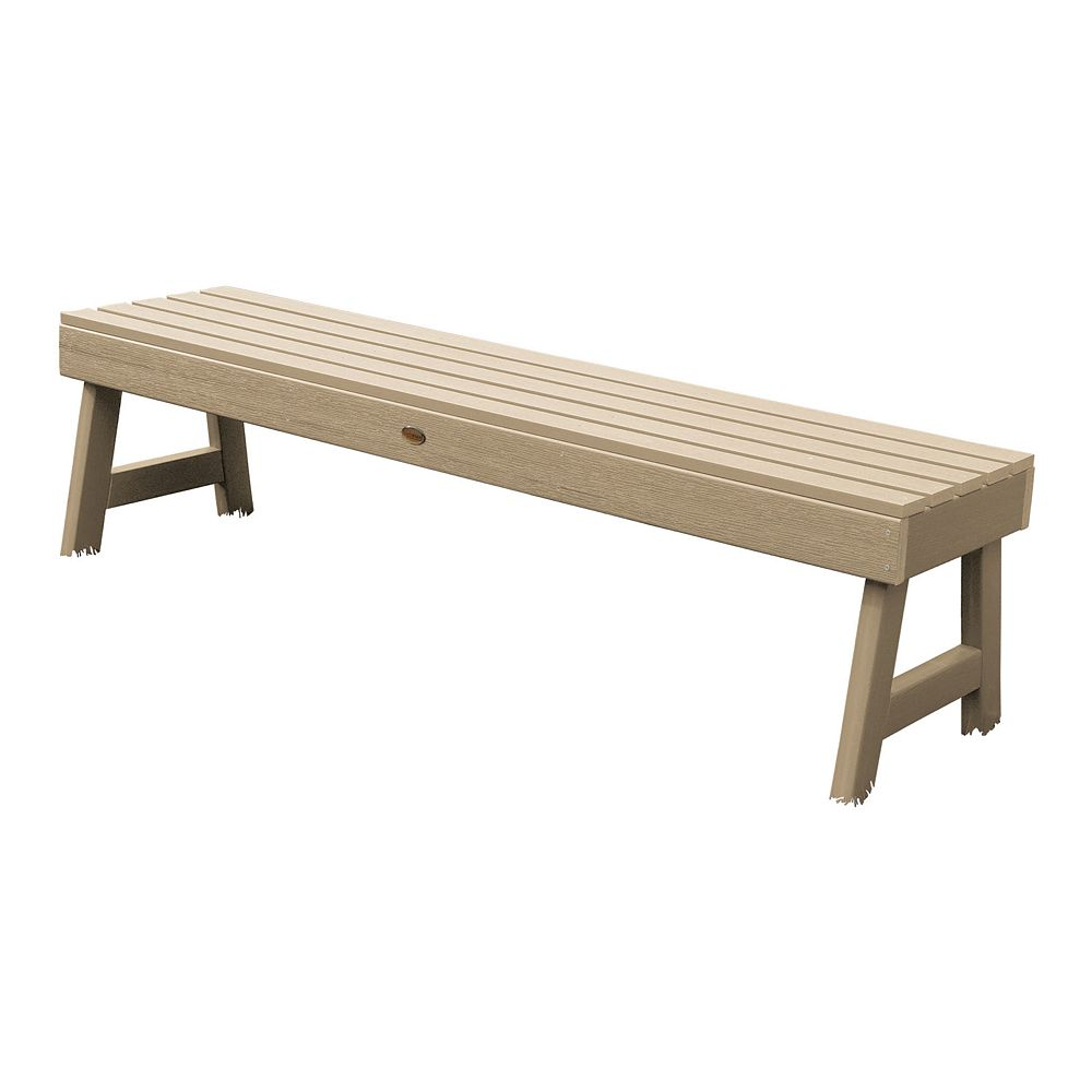 Highwood Weatherly Picnic Bench