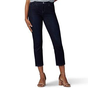 3d44efc0 Women's Lee Frenchie Easy Fit Capri Jeans