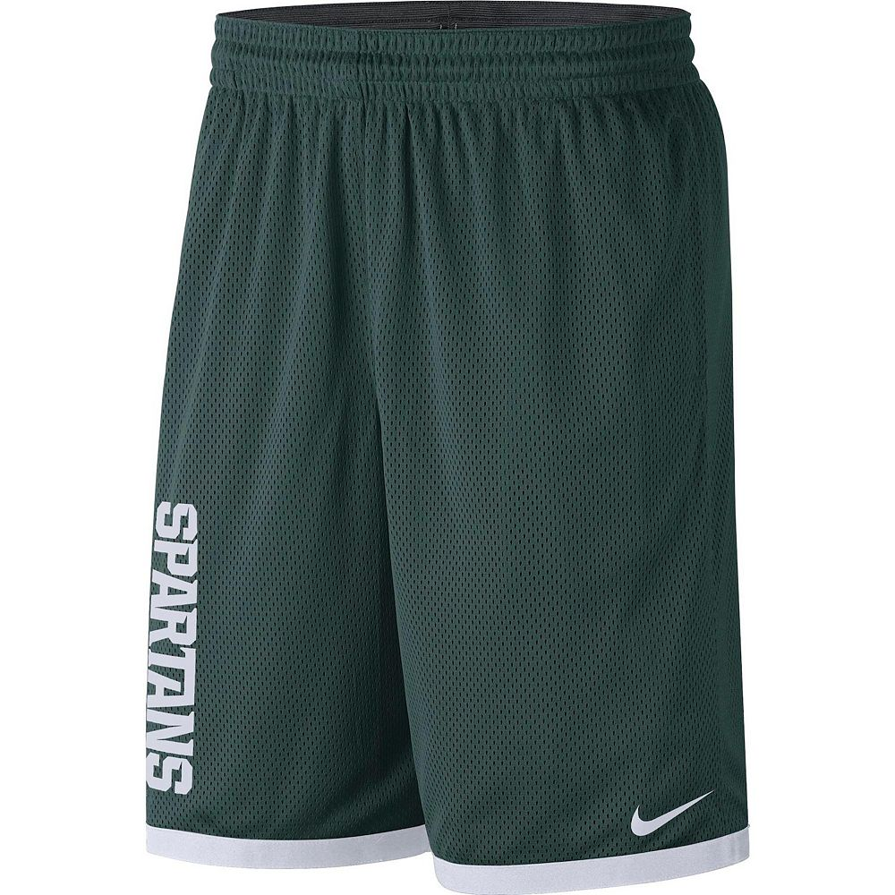 Men's Nike Michigan State Spartans Dri-FIT Shorts