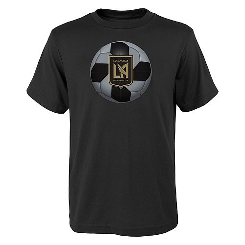 Boys 8-20 Los Angeles Football Club Game Ready MLS Tee
