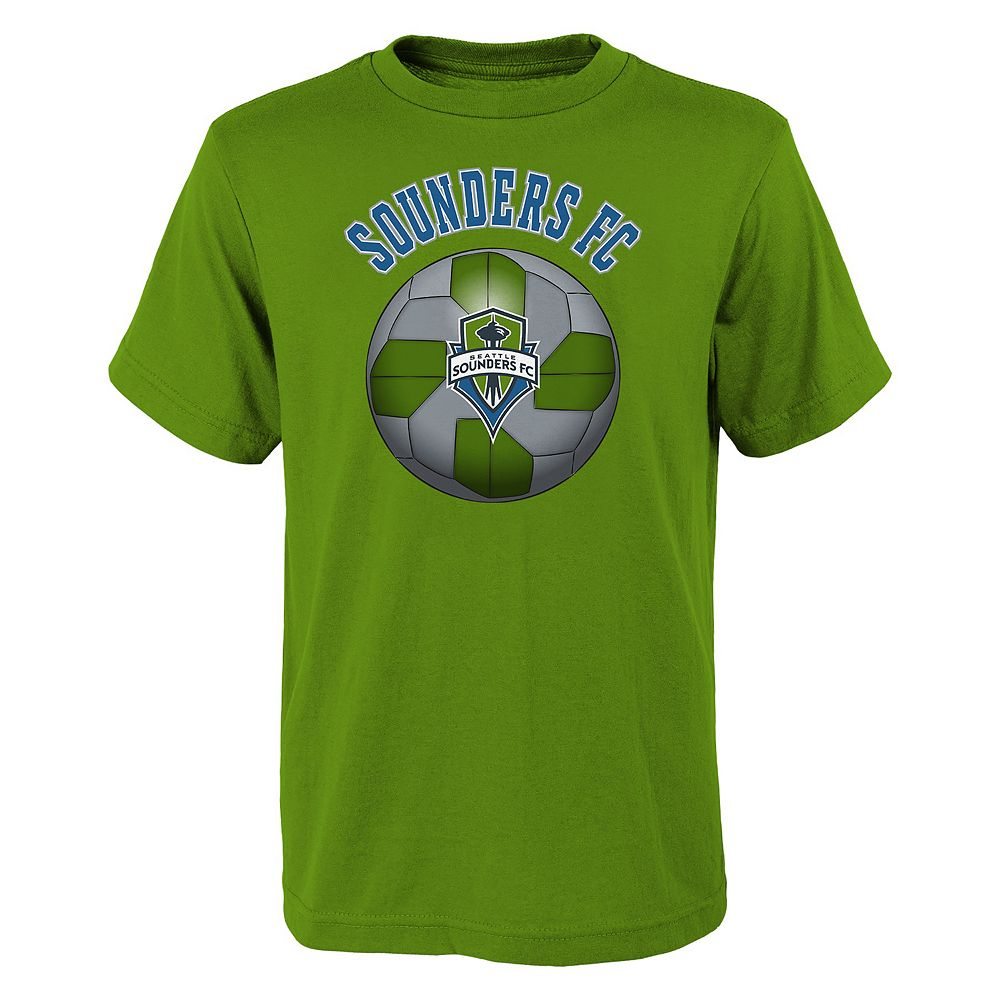 Boys 8-20 Seattle Sounders FC Game Ready MLS Tee