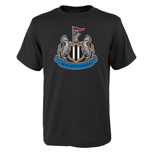 Boys 8-20 International Soccer Newcastle United Football Club Tee