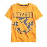 Boys 4-12 Jumping Beans® Pikachu Graphic Tee