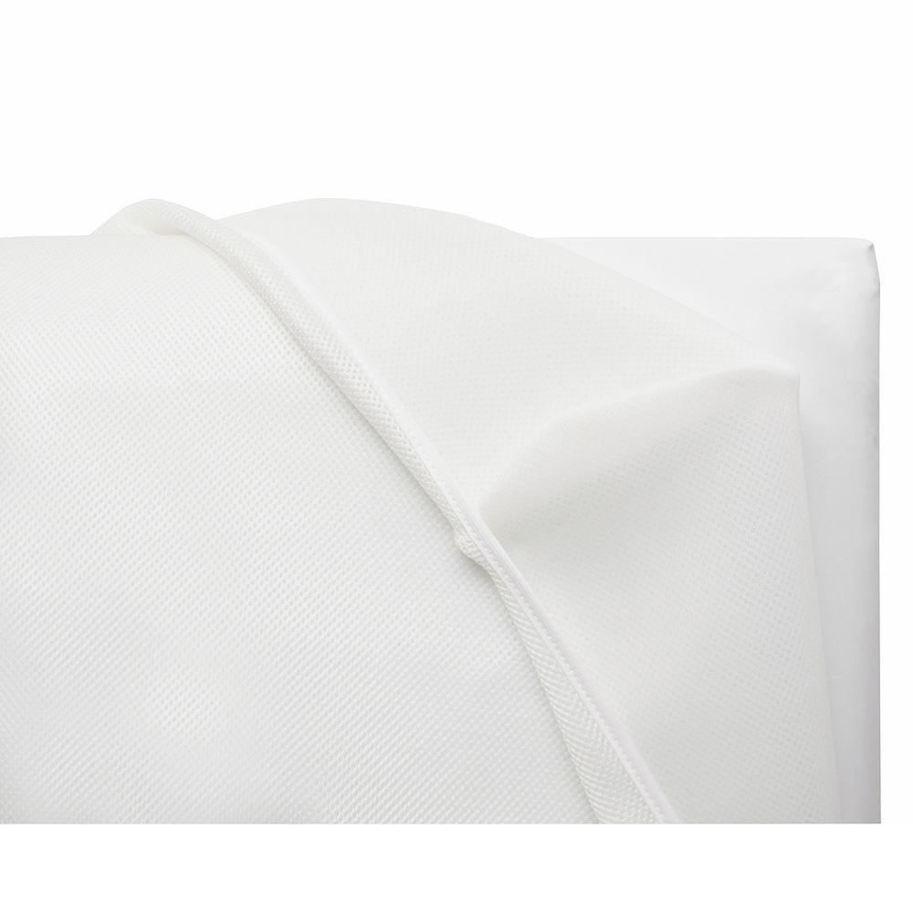 Lullaby Earth Healthy Wispair Breathable Crib Mattress Pad