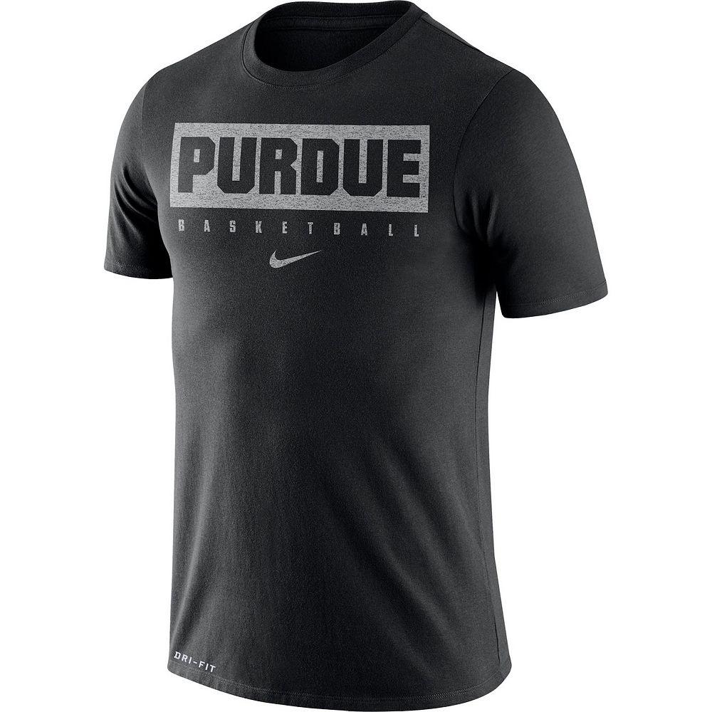 Men's Nike Purdue Boilermakers Legend Practice Tee