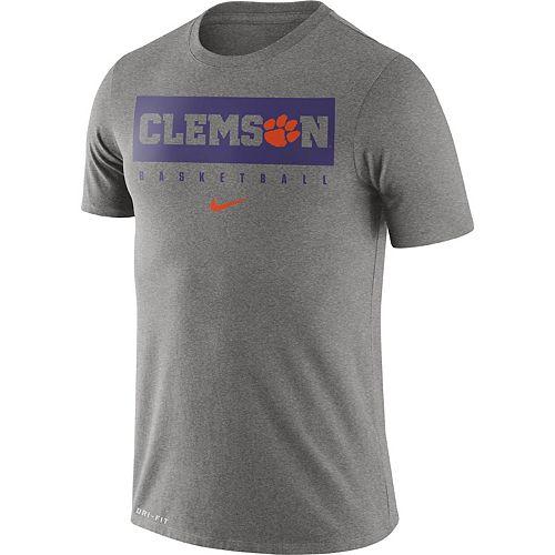 Men's Nike Clemson Tigers Legend Practice Tee