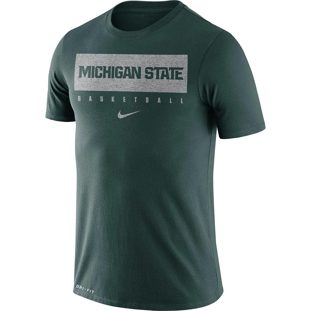Men's Nike Michigan State Spartans Legend Practice Tee