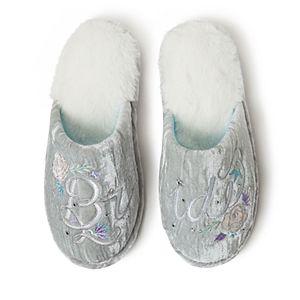 I Do Crew Pink Wedding Slippers Size 5//6