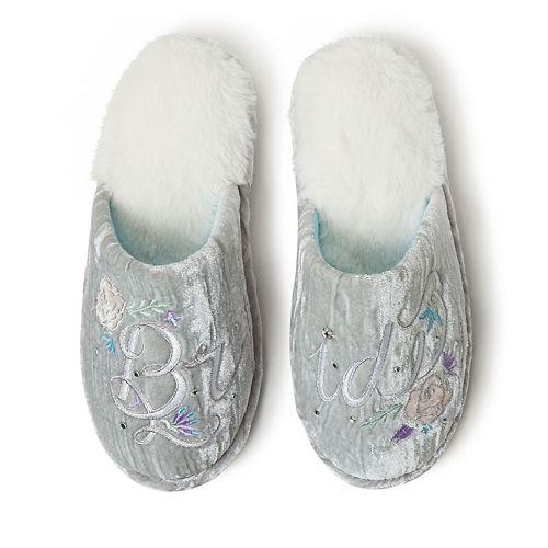 Women's Dearfoams Bridal Slippers