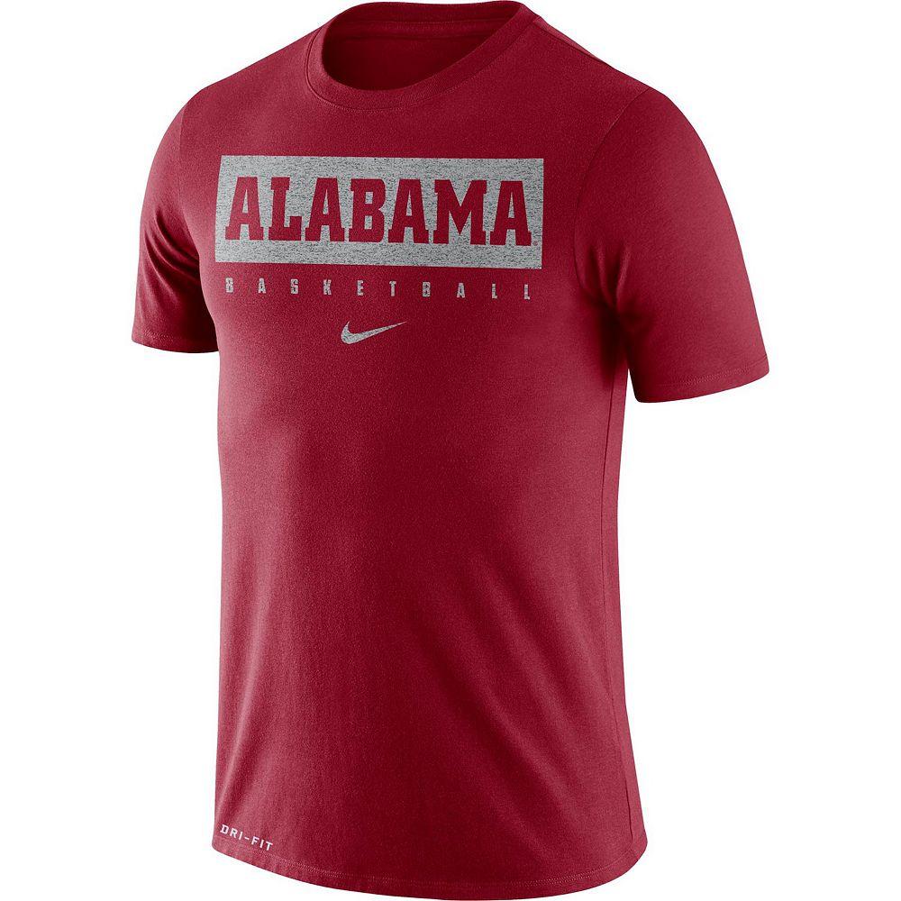 Men's Nike Alabama Crimson Tide Legend Practice Tee