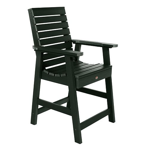 highwood Weatherly Counter Armchair