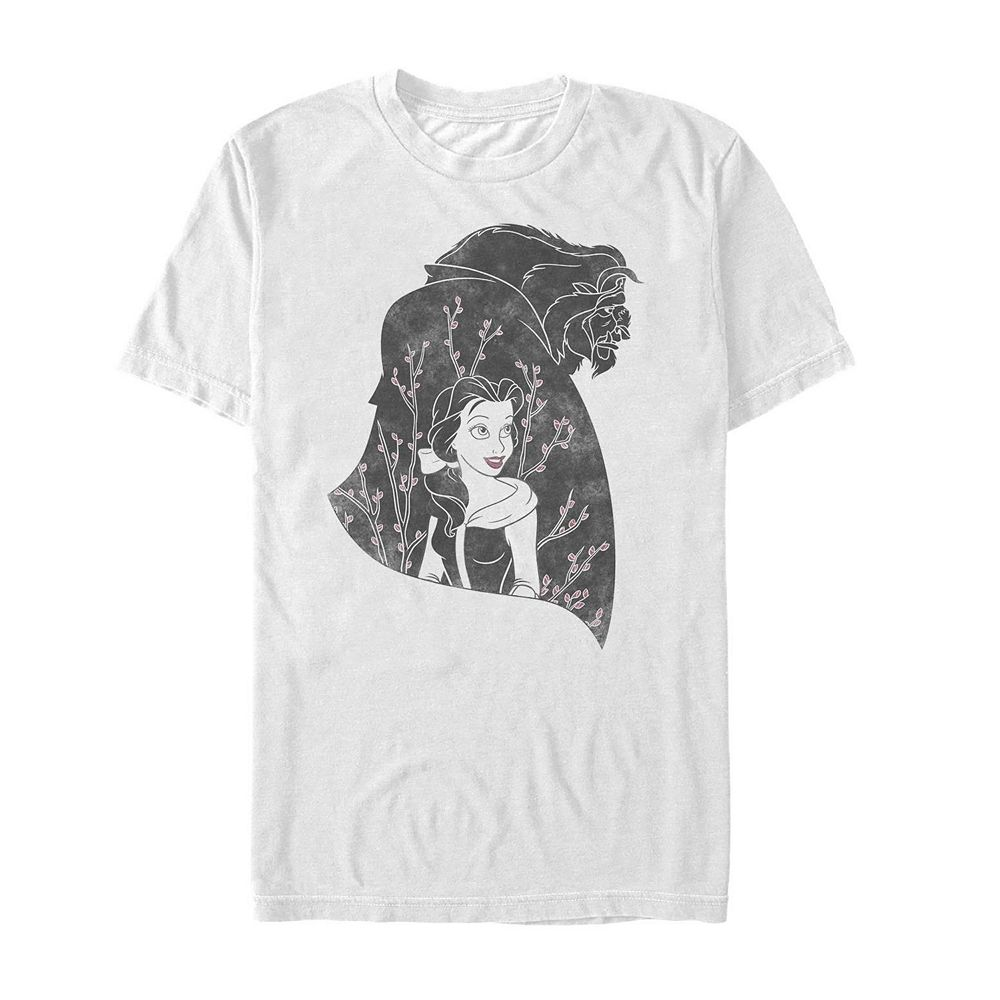 Men's Beauty and the Beast In My Heart Tee