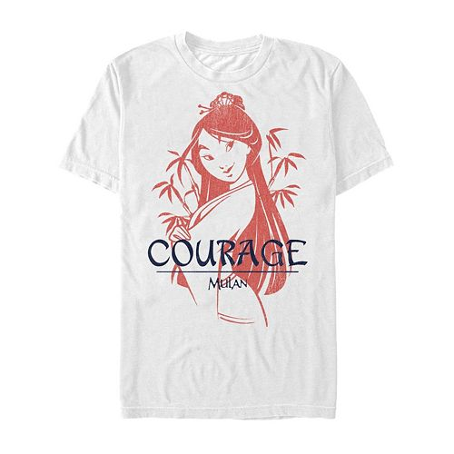 Men's Mulan Warrior Tee