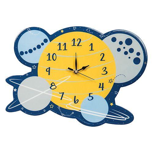 Trend Lab Galaxy Wall Clock