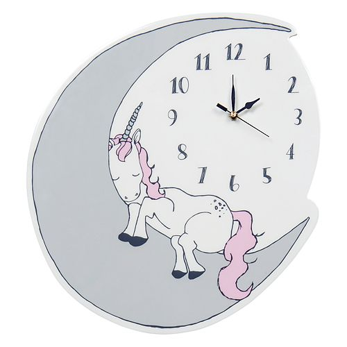 Trend Lab Unicorn Dreams Wall Clock