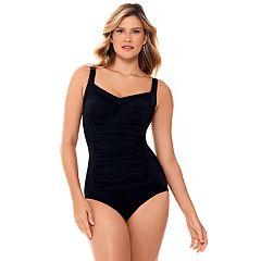 15d5084c181 Women's Croft & Barrow® Averi All Over Control One-Piece Swimsuit