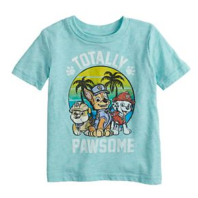 """Toddler Boy Jumping Beans® Paw Patrol """"Totally Pawsome"""" Graphic Tee"""