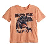 "Toddler Boy Jumping Beans® ""Jurassic Park Raptor"" Graphic Tee"