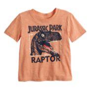"Toddler Boy Jumping Beans® ""Jurassic Park Raptor"" Graphic Tee"