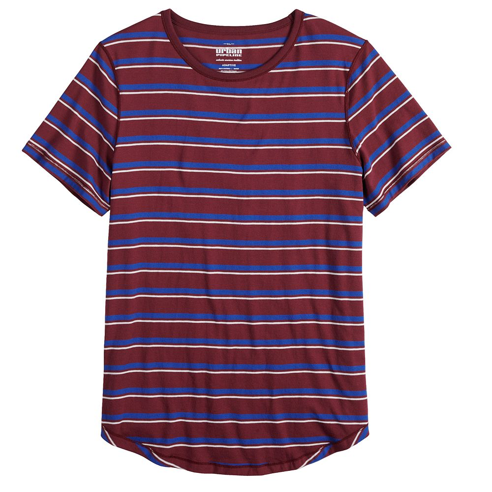Men's Urban Pipeline™ Adaptive Striped Tee