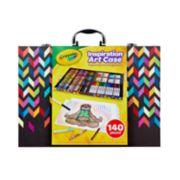 Crayola 140-piece Inspiration Art Case