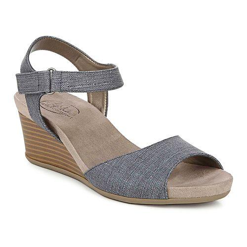 LifeStride Nola Women's Ankle Strap Sandals