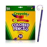 Crayola 50 Count Colored Pencils Set