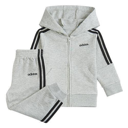 Baby Boy adidas French Terry Set