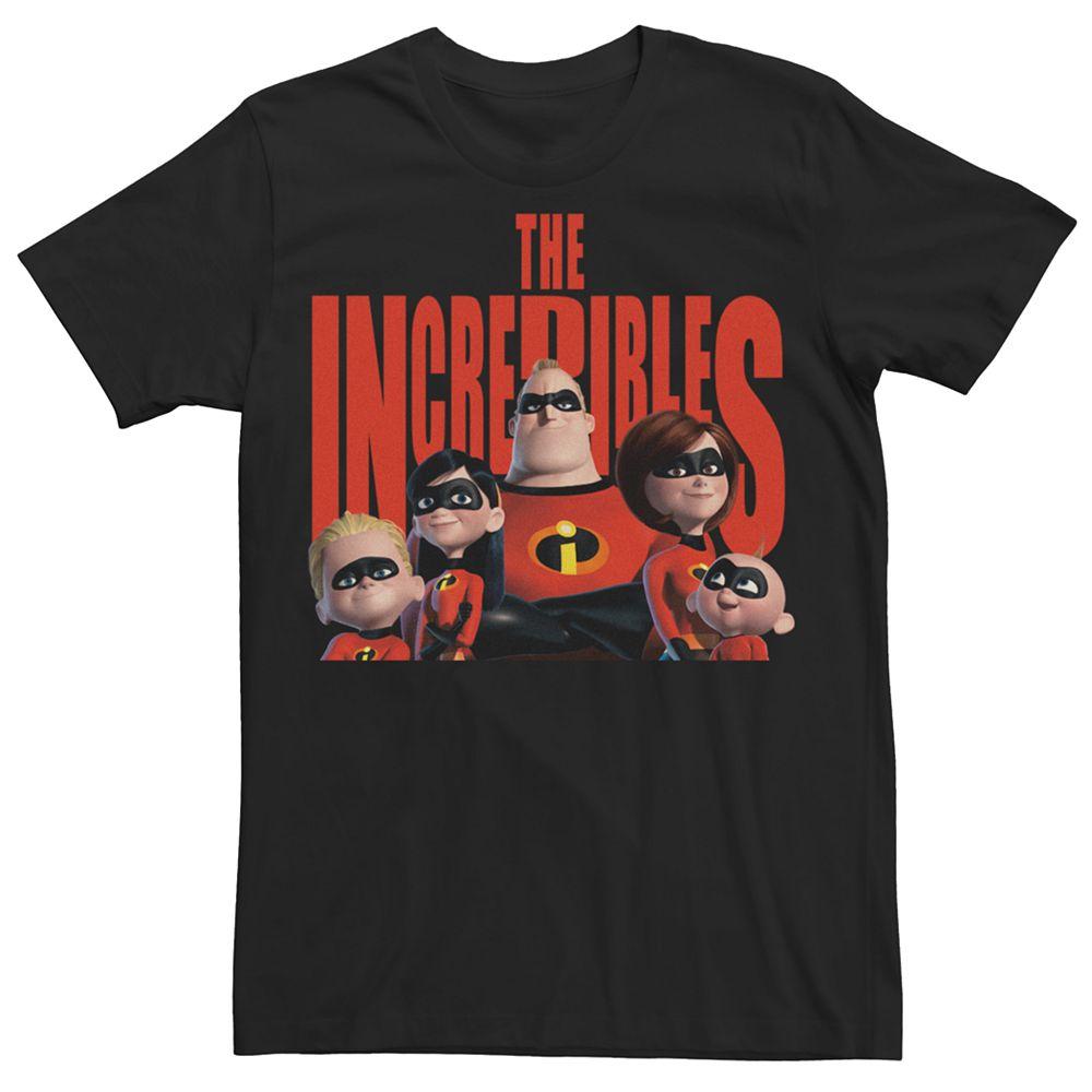 Men's Disney / Pixar The Incredibles Family Tee
