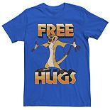 Men's Disney Lion King Timon Hugs Tee