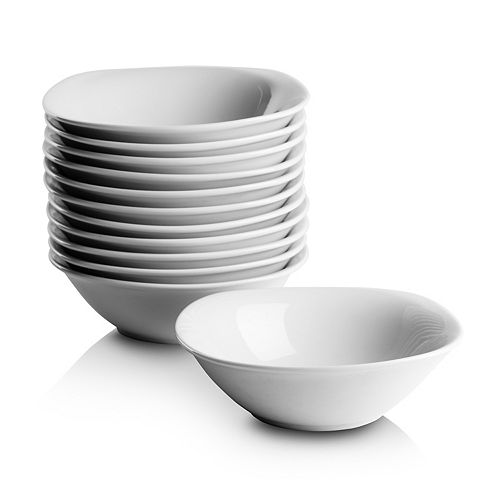 10 Strawberry Street 12-pc. Square Cereal Bowl Set