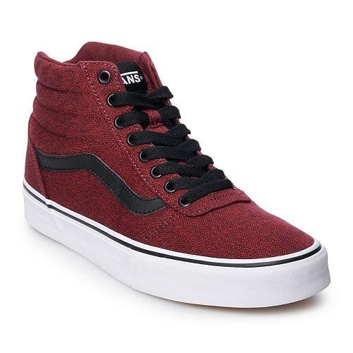 30d52706ad5d Vans Ward Hi Men s Skate Shoes